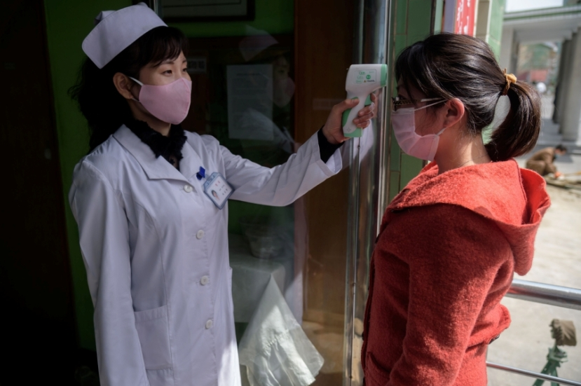 NKOREA-HEALTH-VIRUS